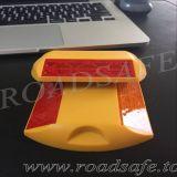 Сделано в стержне дороги глаза кота Китая сильном отражательном с желтым цветом