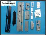 CNC частей, пластмассы и металла профессионального алюминия CNC части подвергая механической обработке подвергая механической обработке