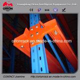 Mecanismo impulsor de la paleta del almacén de la estructura de acero en el tormento