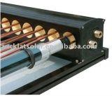 Sistema solar del colector del calentador de agua del tubo de U (AKU)