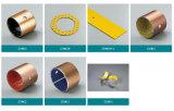 Ring van het Brons van de Struik van het Messing van het staal de Vierkante Paar Gesinterde