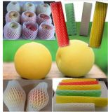 Fruit coloré bourrant le réseau tubulaire de mousse en plastique pour la protection d'Apple