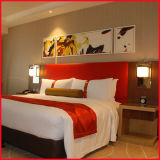 Hospitality Holiday Inn 5 estrelas Jw Marriott Bedroom Furniture para Resort Hotel