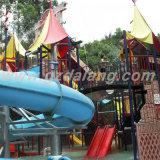 Fiberglass & Iron Maya Paradise Aqua House