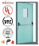 Американский стандарт аттестованный UL стальной двери дверки топки 1.0hour до двери безопасности 3.0hours