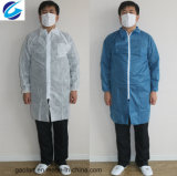 Coverall ткани Spunbond Nonwoven/пальто лаборатории