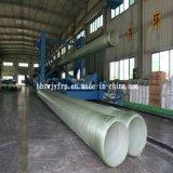 Tubo compuesto de la presión de la fibra de vidrio de FRP