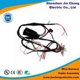 Soem-ODM kundenspezifische schwarze Kabel-Draht-Verdrahtung für Selbstzusatzgerät