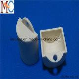 1800c crogioli di ceramica dell'allumina di elevata purezza C799 con il coperchio