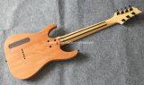 8 сдобренная шнурами гитара верхнего качества тела электрическая