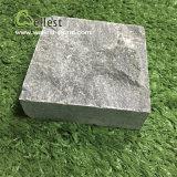 Pietra per lastricati del cubo nero del basalto con i buoni prezzi