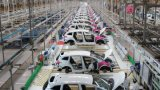 De lage Assemblage van de Auto van de Taxi van de Consumptie van de Brandstof Goedkope (CBU/SKD/CKD)