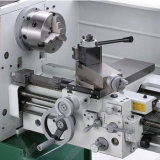 Econonical 큰 구멍 간격 침대 선반 기계 (CQ6236)