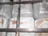 Metallo dell'antimonio del lingotto Sb99.85 Sb99.65 Sb99.50 dell'antimonio