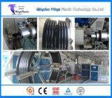 HDPE Serien-Plastikrohr-Maschinerie-Pflanze, PET Rohr-Maschinen-Zeile