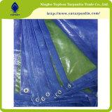 Fournisseur durable imperméable à l'eau Tb002 de bâche de protection de PE
