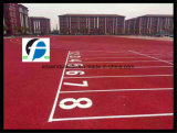 Pista/pista/Tartan correnti sintetici usati del campo di sport