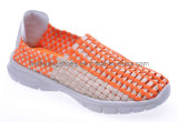 Les chaussures occasionnelles des hommes élastiques élégants de tissu