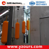 Strumentazione elettrostatica del rivestimento della polvere di alta qualità