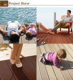Openlucht Vloer WPC Draagbare WPC Decking (tw-K01)