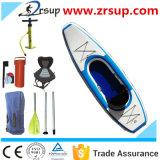 Neuf le premier kayak de pêche de modèle
