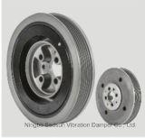 Шкив кривошина/демфер вибрации кручения для VW 028105243T