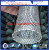 Engranzamento da tela de pano de fio do ferro para filtrar