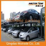 Garage hidráulico del aparcamiento del poste de Mutrade dos