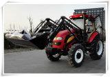 110HP&120HP Tractors 4WD met Front Bucket tz-12