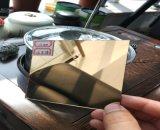 De Spiegel van het aluminium en de Zilveren Spiegel van de Bril van de Veiligheid