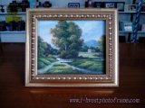 Solide, Beautiful et Artistic Wood Art Painting Frame (APF14001)