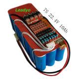 Calle LiFePO4 Solar LED de iluminación de la batería de 12V 21V de fabricante