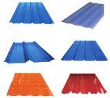 Лист толя строительного материала цвета стальных продуктов Corrugated стальной