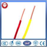 Fio elétrico de cabo distribuidor de corrente Calibre de diâmetro de fios