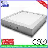 Ww/Nw/Cw eingehangene Oberflächeninstrumententafel-Leuchte des Quadrat-24W LED