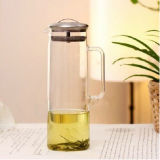 Kettle di vetro, Tea Pot con Lid, Water Pot, Glass Jug