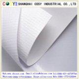 Bandeira clara traseira lustrosa quente do cabo flexível do PVC da venda 550g para a impressão