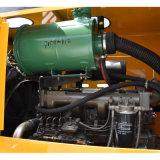 2200kg 4X4のサービス販売の後のベストの油圧車輪のローダー