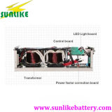 Инвертор солнечной силы 1000W СИД миниый низкочастотный для PV
