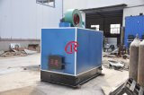 Sistema de calentamiento de estufas de carbón para casa de aves de corral