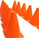 100cmの5kgs標準交通安全の警告の円錐形