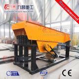 Tela de vibração circular de China para a seleção da areia com ISO