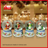 Снежок Water Globe для Sale Snow Resin Snow Water Ball