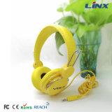 De douane Gemerkte Hoofdtelefoon van de Speler van Hoofdtelefoons MP3