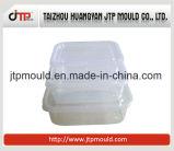 Recipiente di plastica delle 4 cavità della muffa sottile di plastica della parete