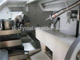 정밀도 수평한 CNC 선반 기계 Turnet 선반 Ck6136A-2