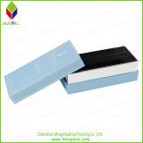 Коробка ювелирных изделий упаковки Handmade крышки и низкопробной бумаги твердая