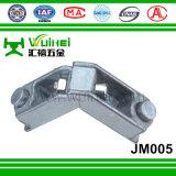 Aluminun druckgießenecke für Fenster und Tür mit ISO9001 (JM005)