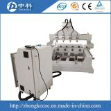 macchina per incidere di CNC del Buddha di condizione 3D