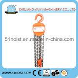 Тип HS-C - блок ручной цепи 2 тонн